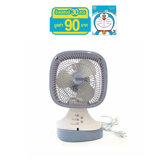 "Ricco พัดลมตั้งโต๊ะแบบปรับอากาศ Circulation Fan ขนาด8"" รุ่น TST-SP-116A"