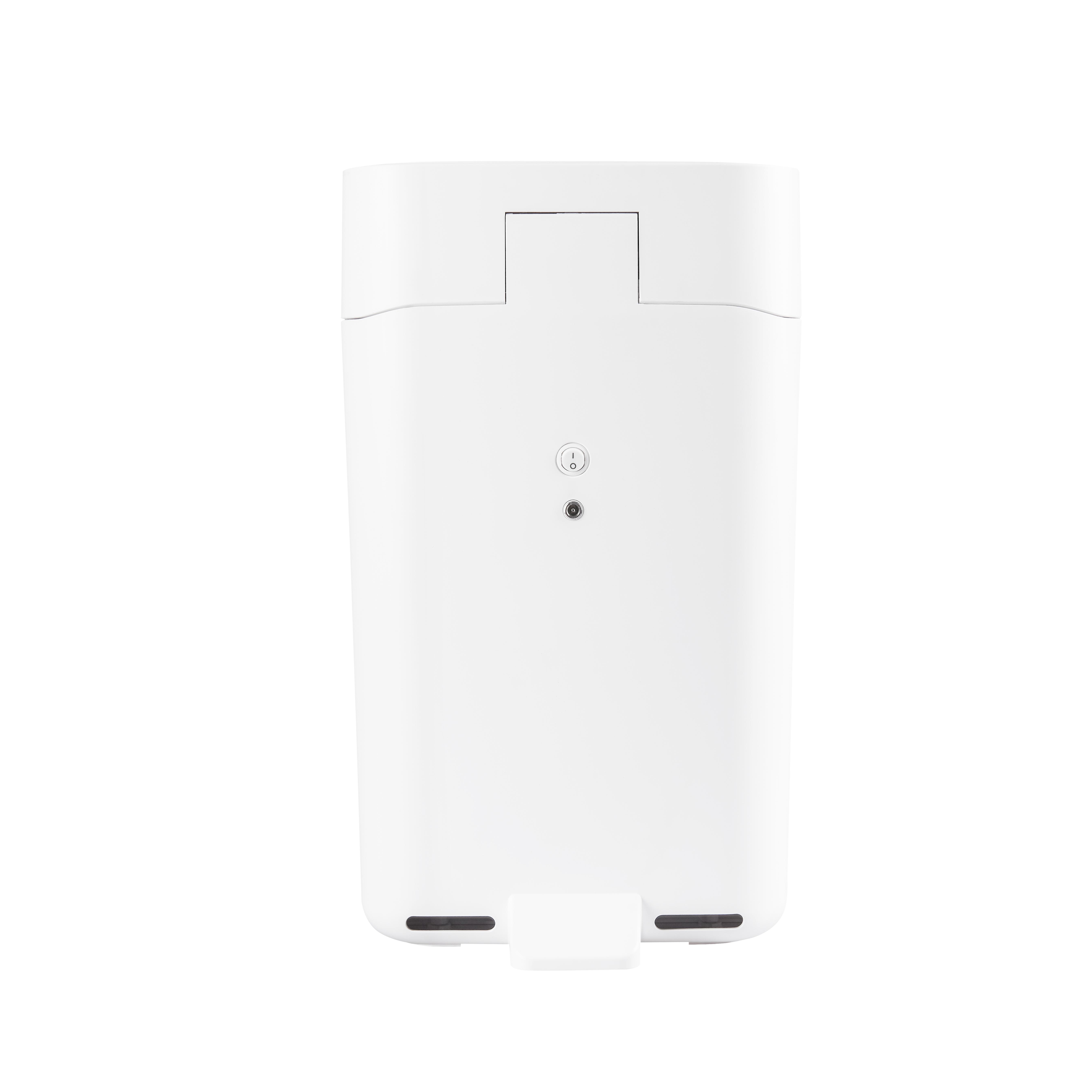 Townew Smart Trash Can T1S White ถังขยะอัจฉริยะใช้เทคโนโลยีการซีลและเปลี่ยนถุงขยะอัตโนมัติ